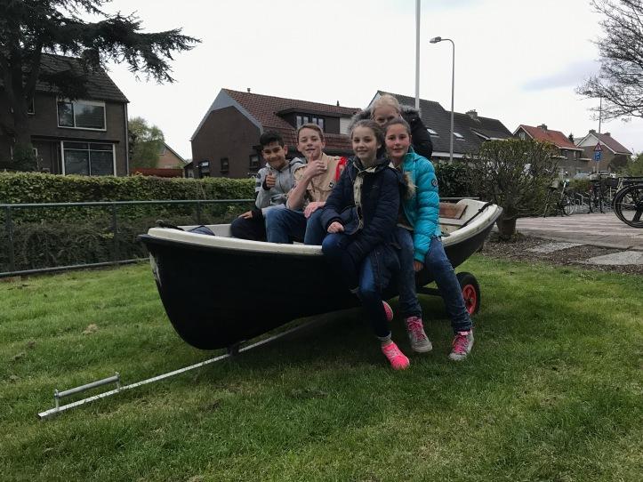 Van paperclip tot een boot!